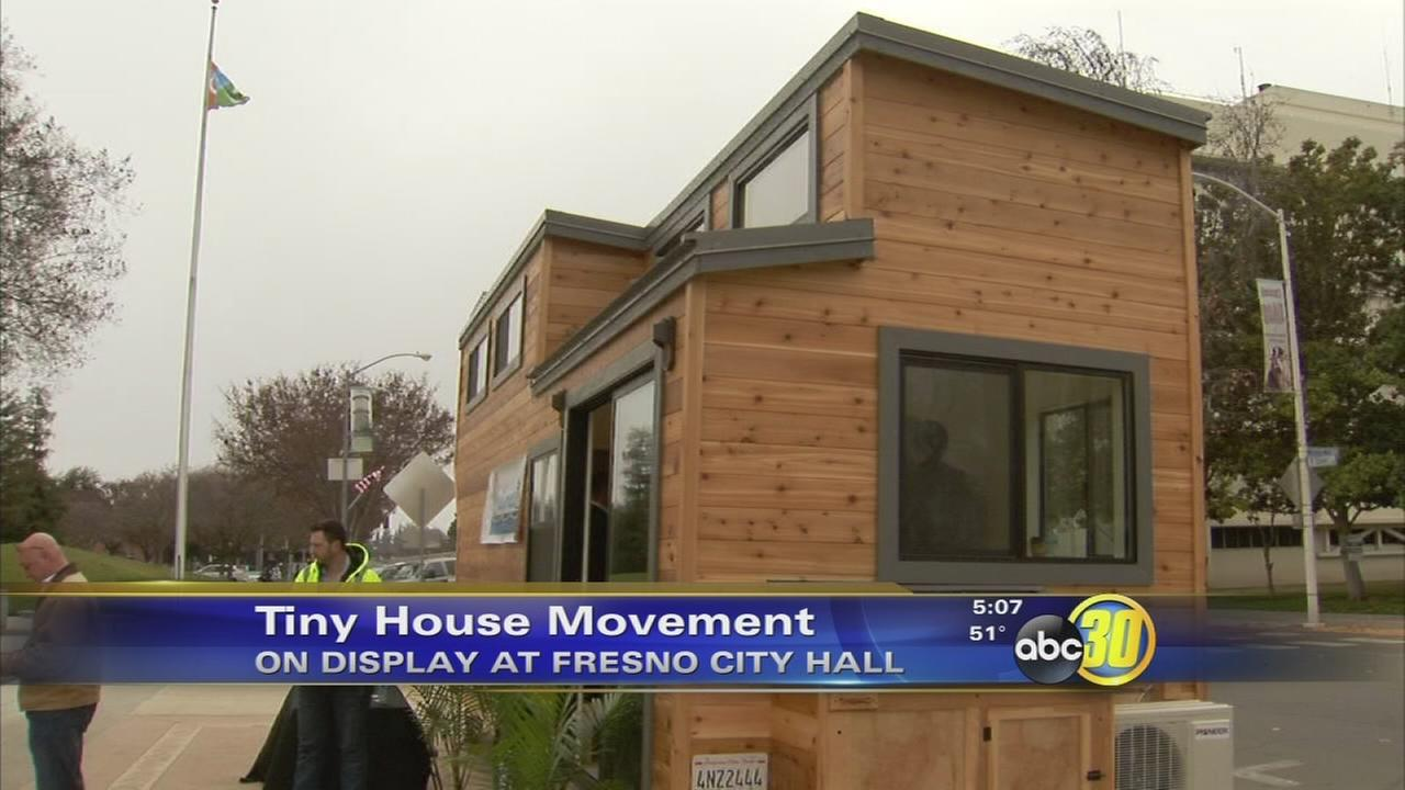 tiny houses could soon be popping up throughout fresno - Tiny Houses California