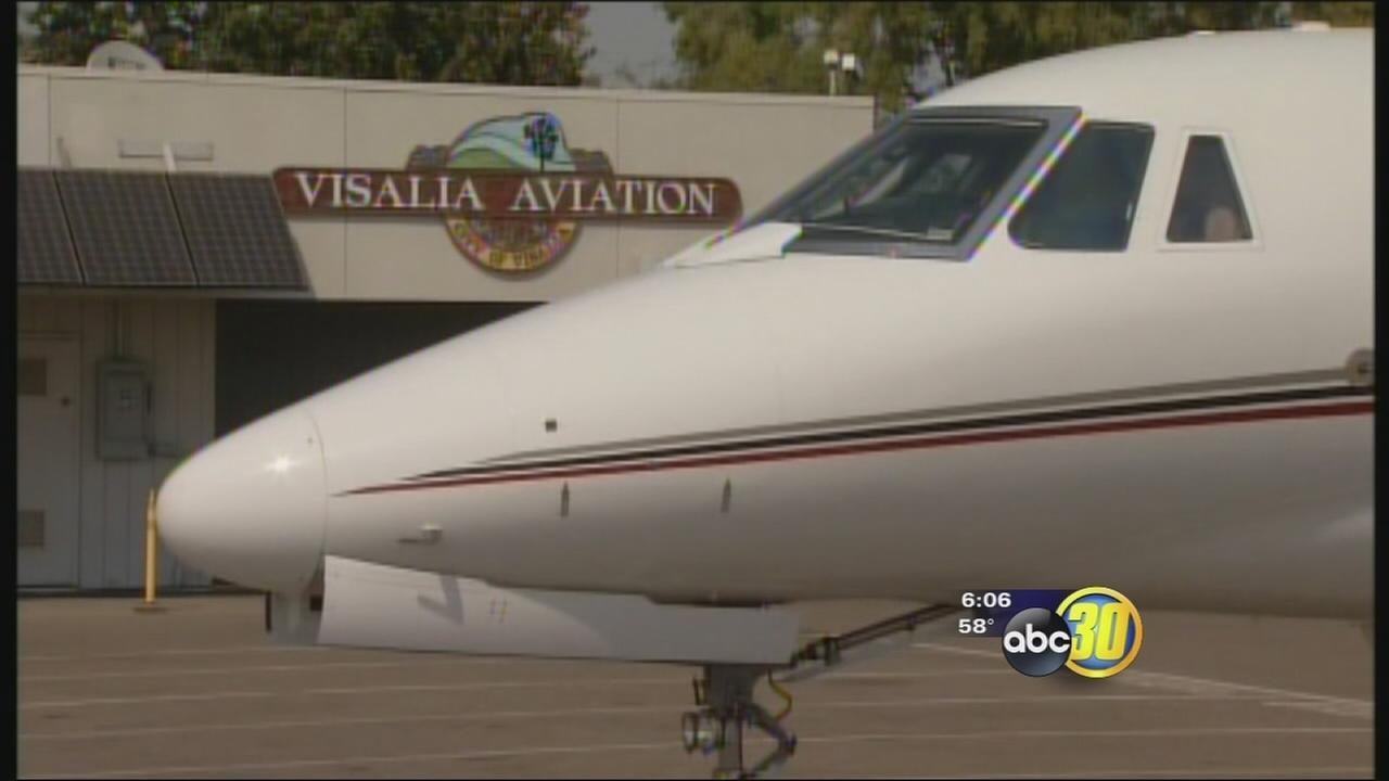 Seaport Airlines stop flights in and out of Visalia