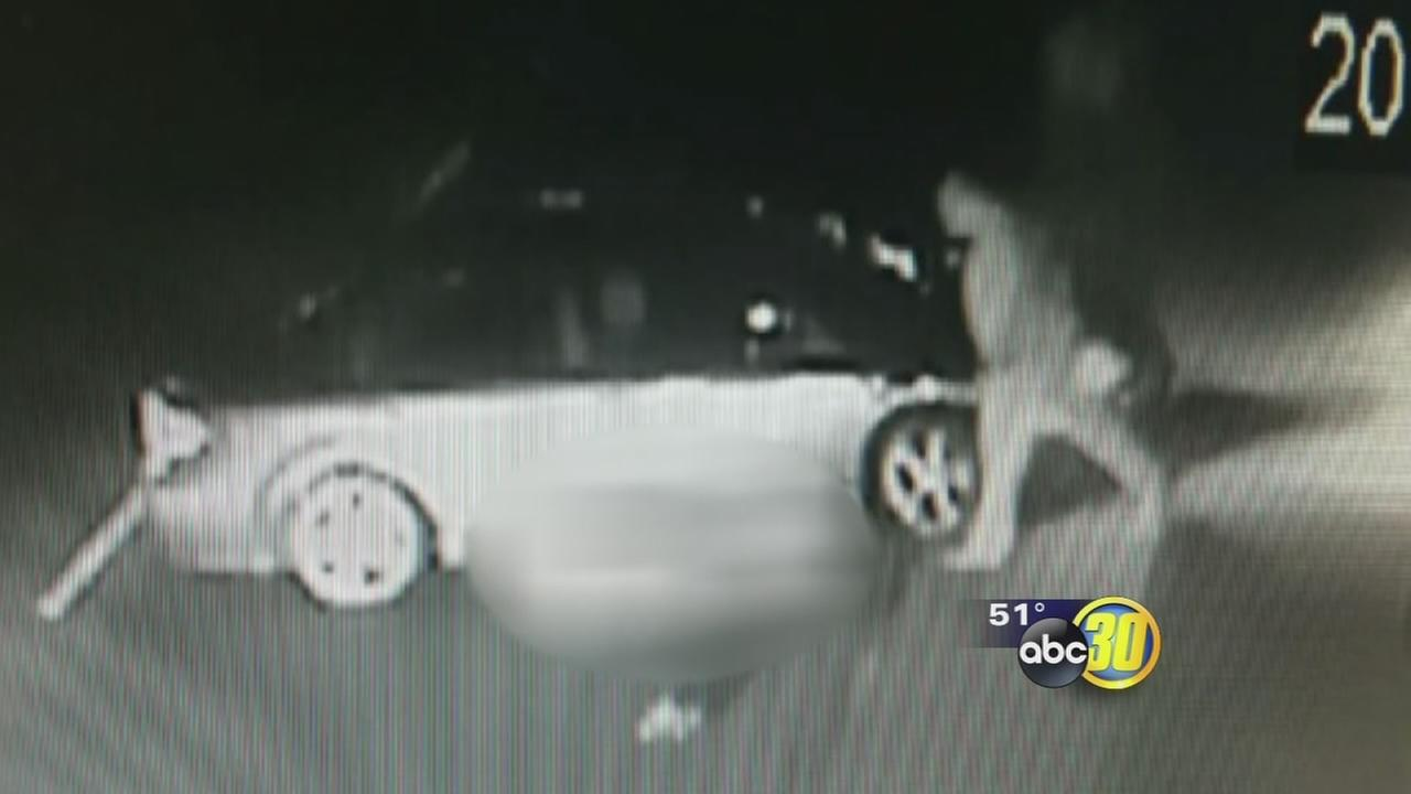 Merced police looking for suspect in fatal hit and run