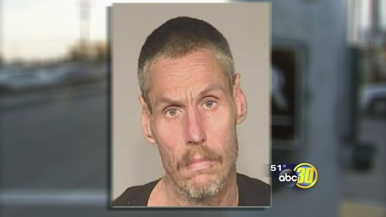 Aggressive panhandler arrested in Northwest Fresno with $1,800