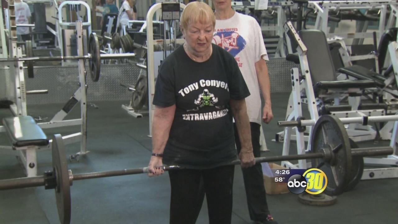 Simple Solutions: Senior women breaking the elderly stereotypes