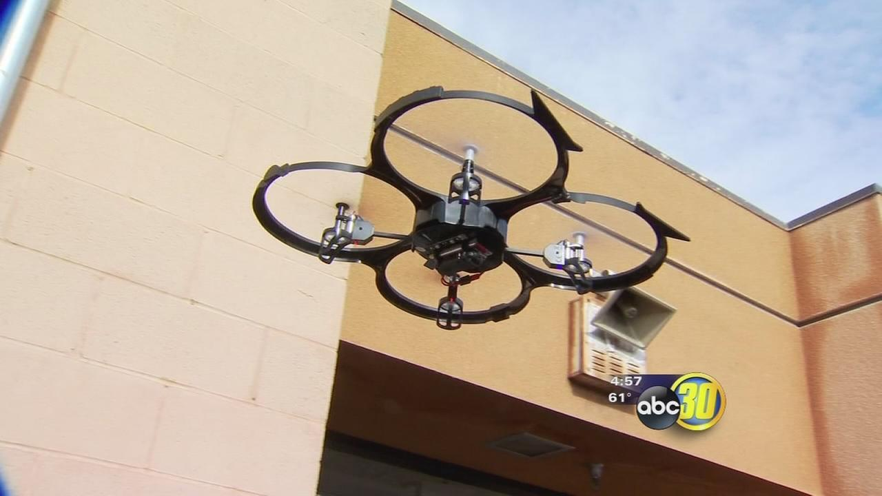 Local organization holding seminar to help new drone owners
