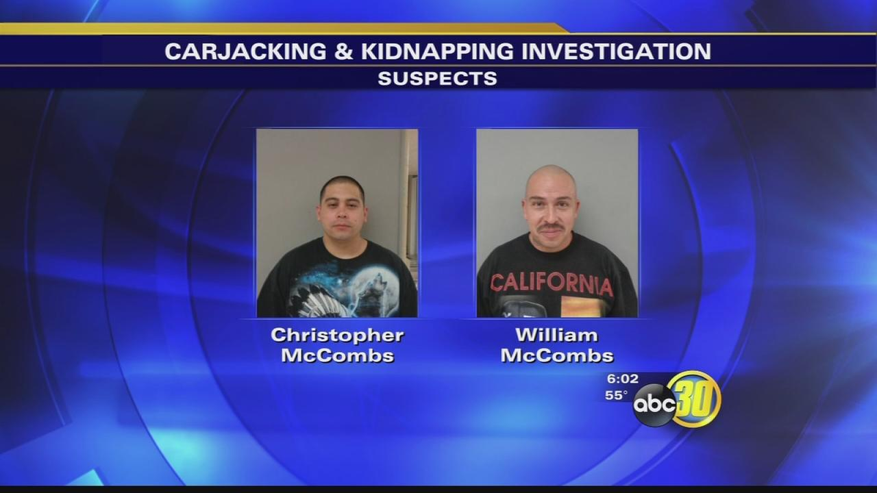 Man and his uncle arrested for kidnapping