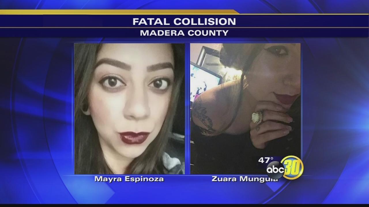Two women killed in early morning crash near Firebaugh
