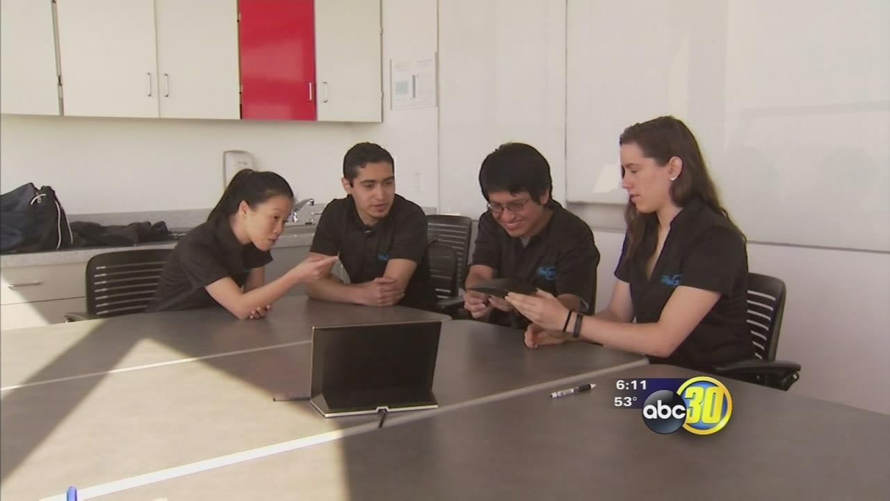 UC Merced students hoping to contribute to Hyperloop project
