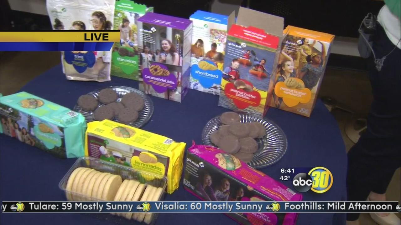 Girl Scout cookie sales to start soon