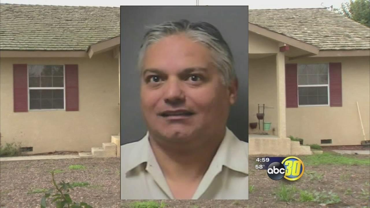 Hanford farmer arrested on murder charges