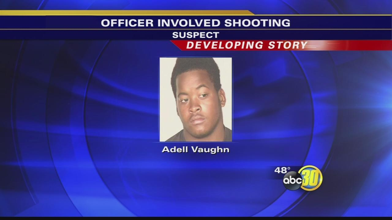 Police identify shooter in east central Fresno officer involved shooting
