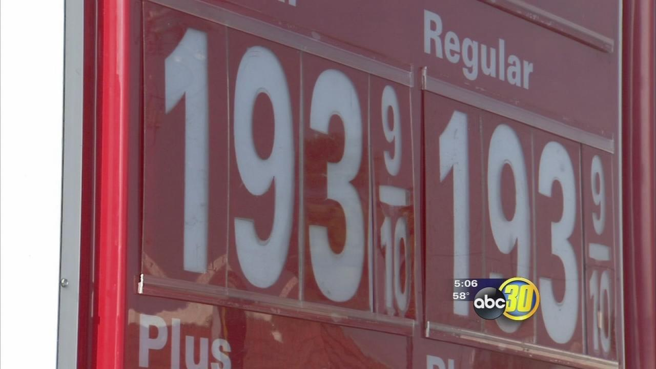 Low gas prices are making Fresno drivers happy
