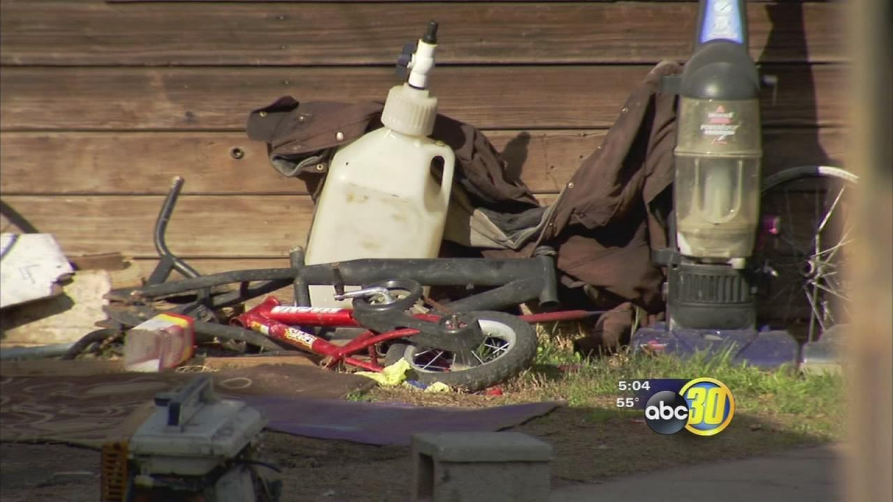 Squatters becoming a growing problem that one Fresno woman experienced first hand