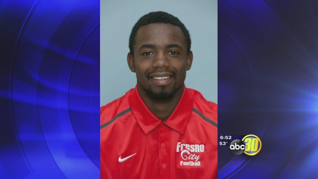 Plans in place to build memorial for former Fresno City athlete killed last year