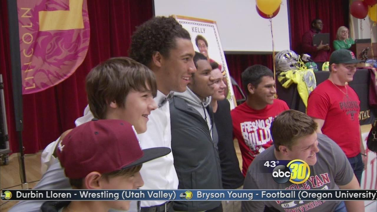 Clovis Wests Caleb Kelly Commits to Oklahoma Football