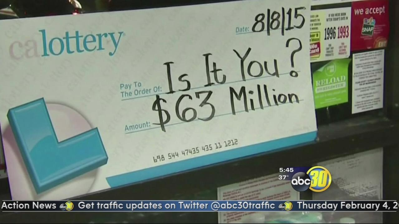 Lawsuit filed over unclaimed $63 million lottery ticket