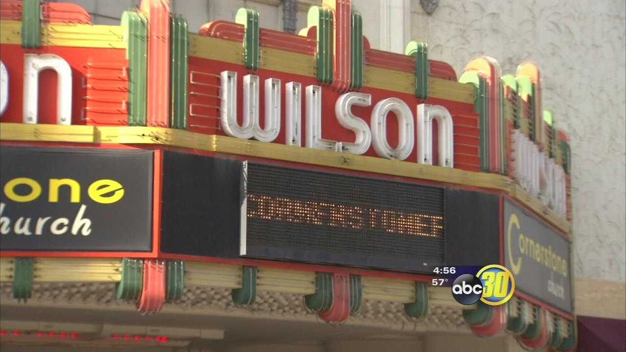 Fresno landmark celebrates its 90th birthday