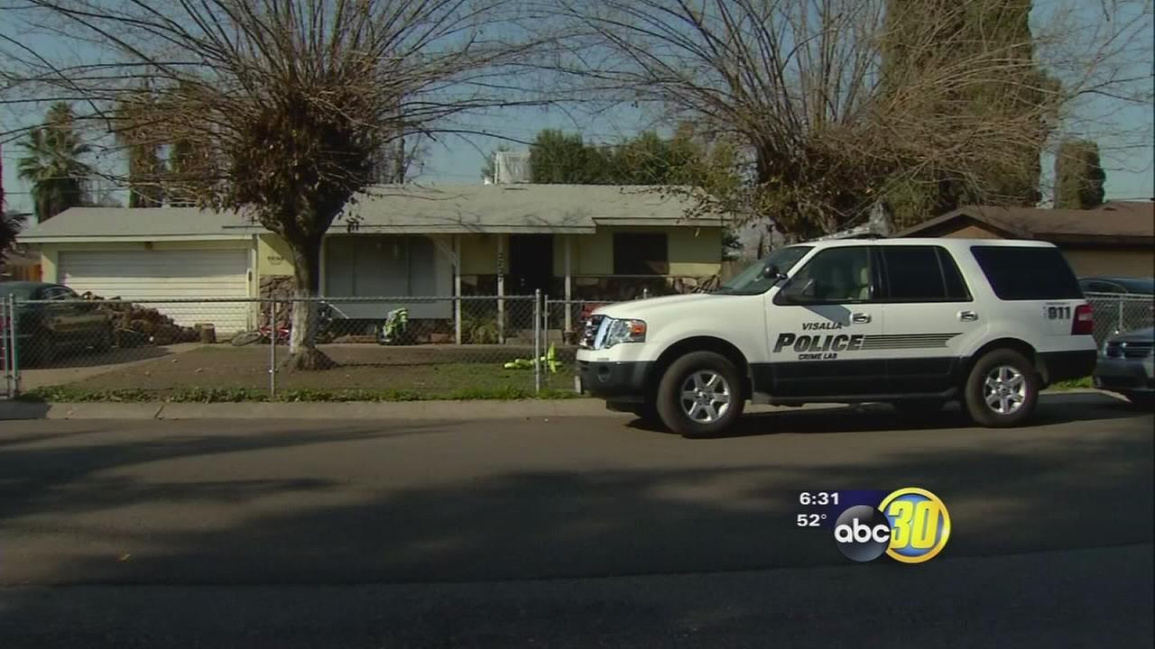 Visalia police are investigating their second homicide of the year