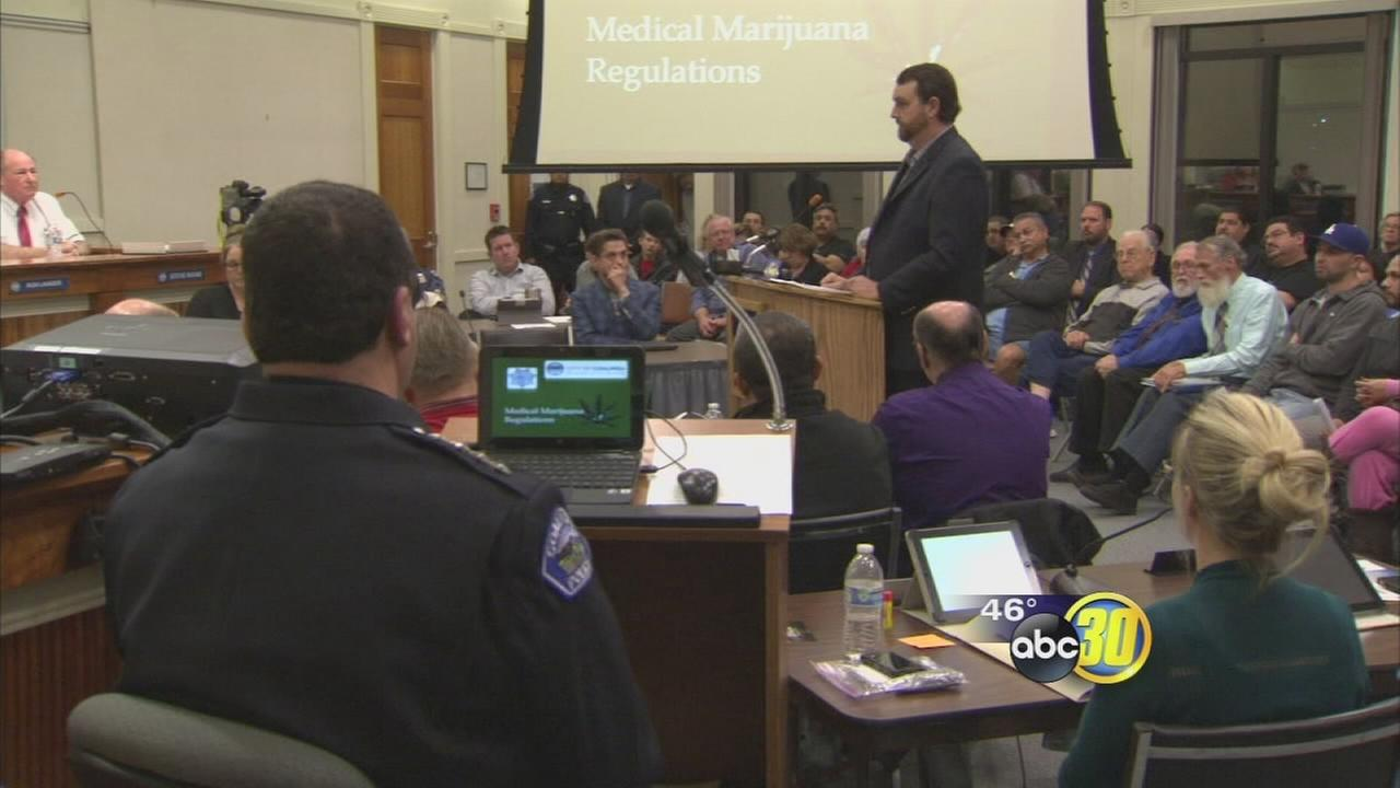 South Valley town considers to allow medical marijuana business