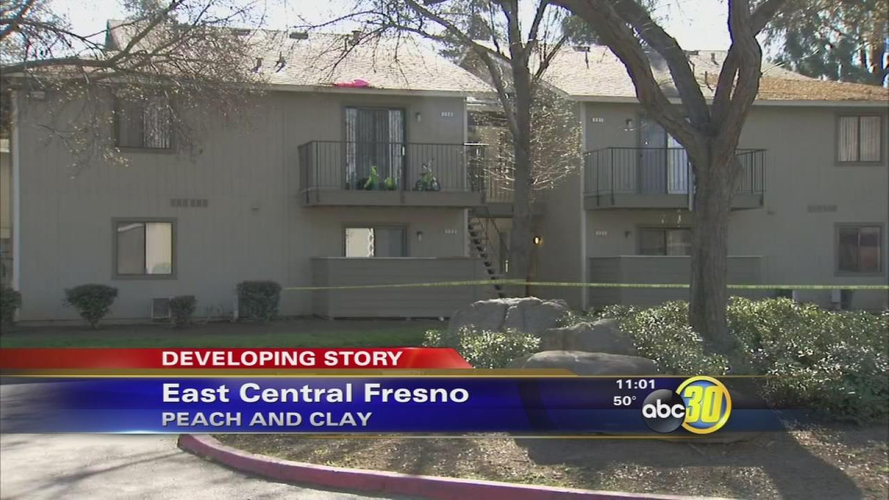 Man killed in suspicious shooting at east central Fresno apartment