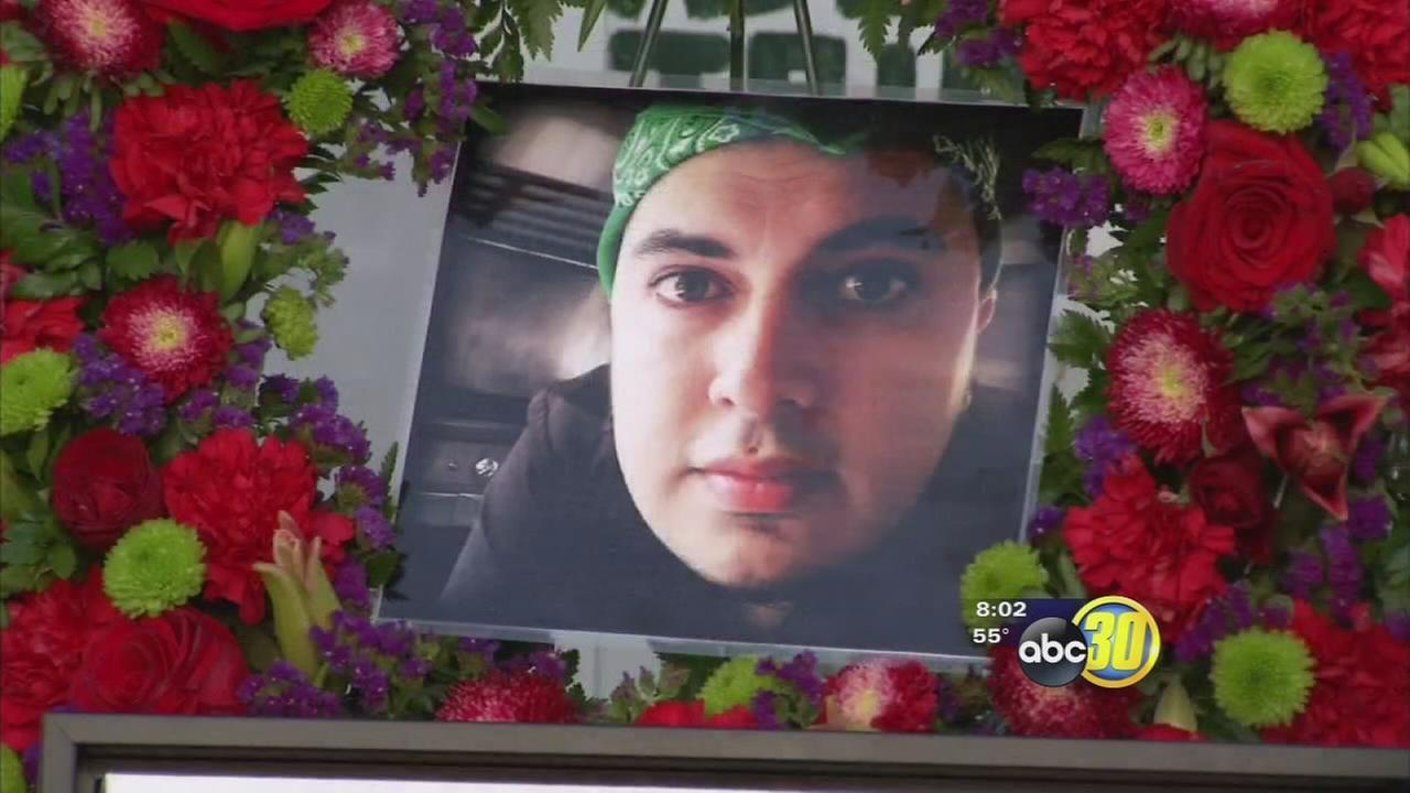 Friends and family remember taco truck owner killed in accident