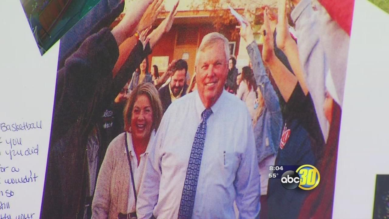 Community honors longtime south valley educator