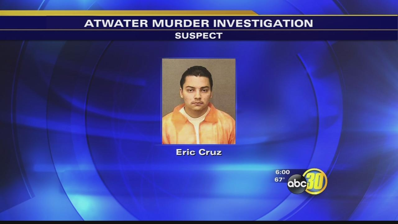 Authorities on the lookout for Merced County murder suspect