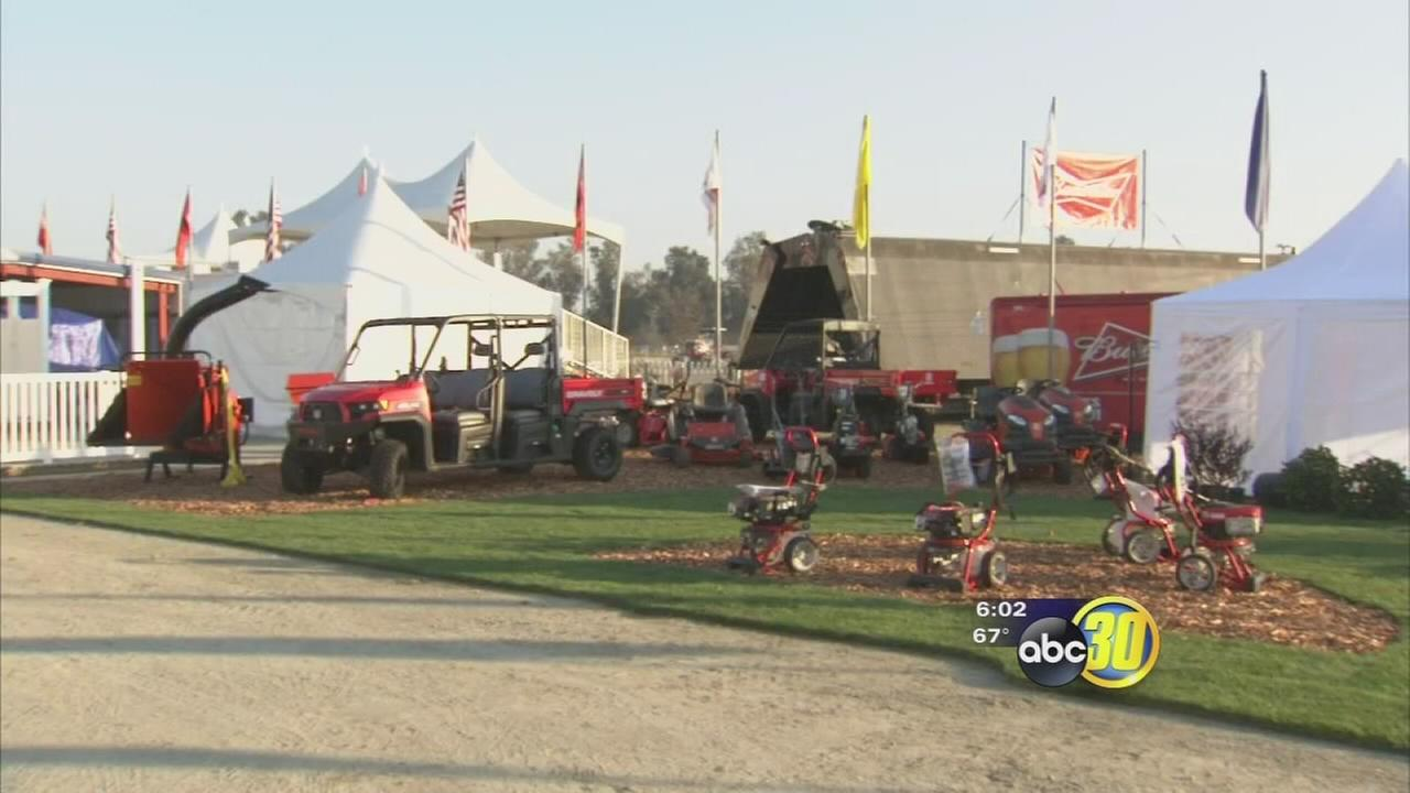 Security a top concern at World Ag Expo