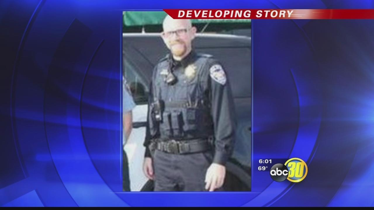Chowchilla Police officer