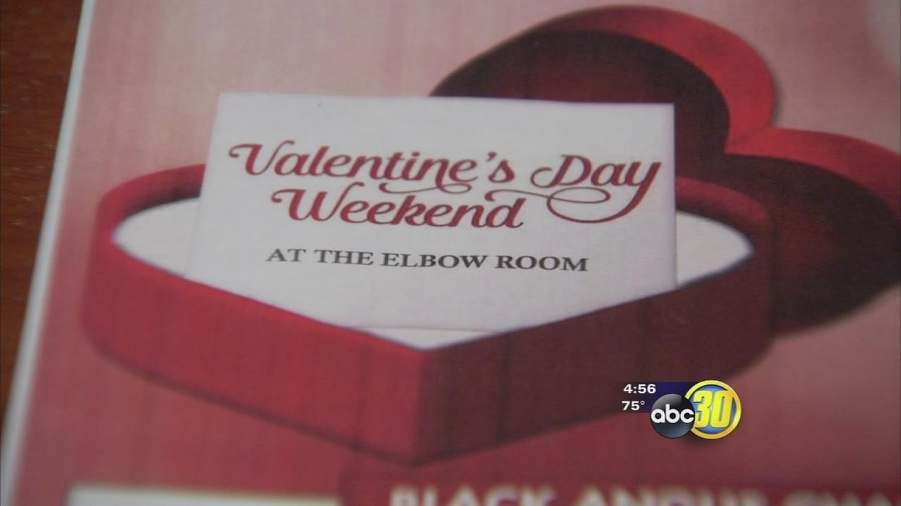 Fresno businesses are gearing up for Valentines Day weekend