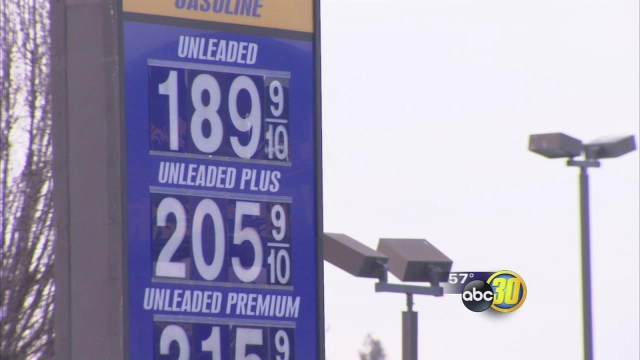 Gas prices are dropping in Fresno, but CA still high compared to rest of natio