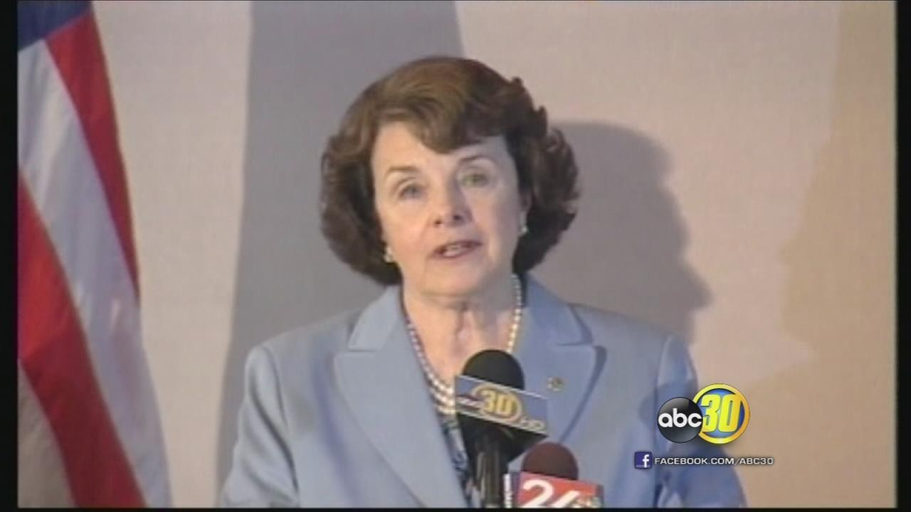 Senator Feinstein introduces revised drought relief bill