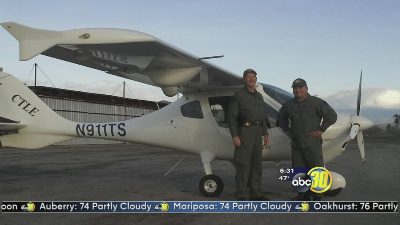 Pilot and deputy killed in Tulare County plane crash