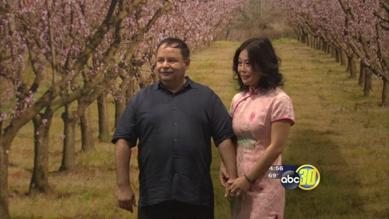 Valentines Day a popular time to get married in Fresno