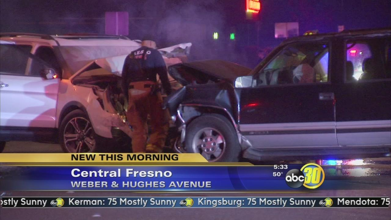 Abc News Fresno Car Crash