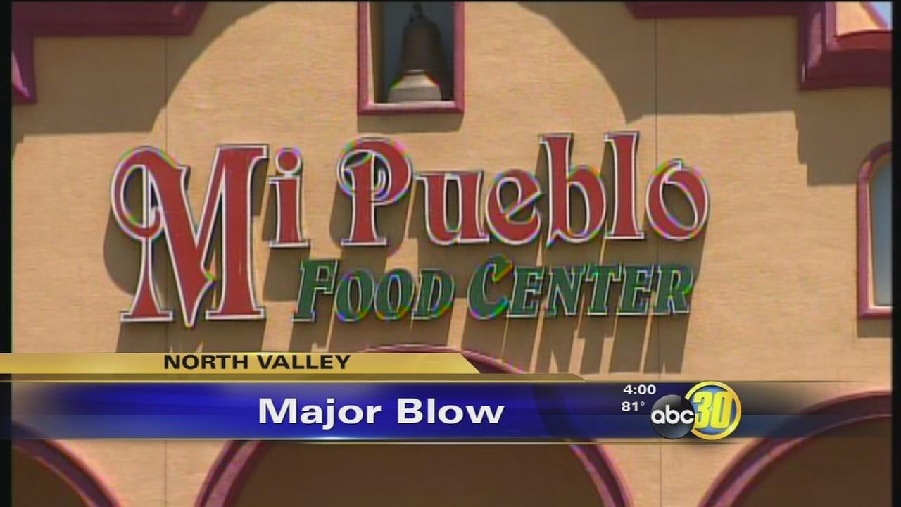 Mi Pueblo Food Center in Atwater prepares to shut down