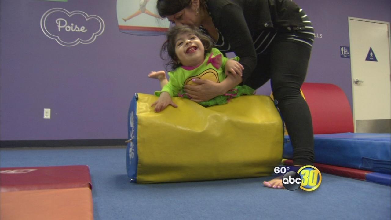 Disabled Fresno childs stroller stolen in a McDonalds parking lot