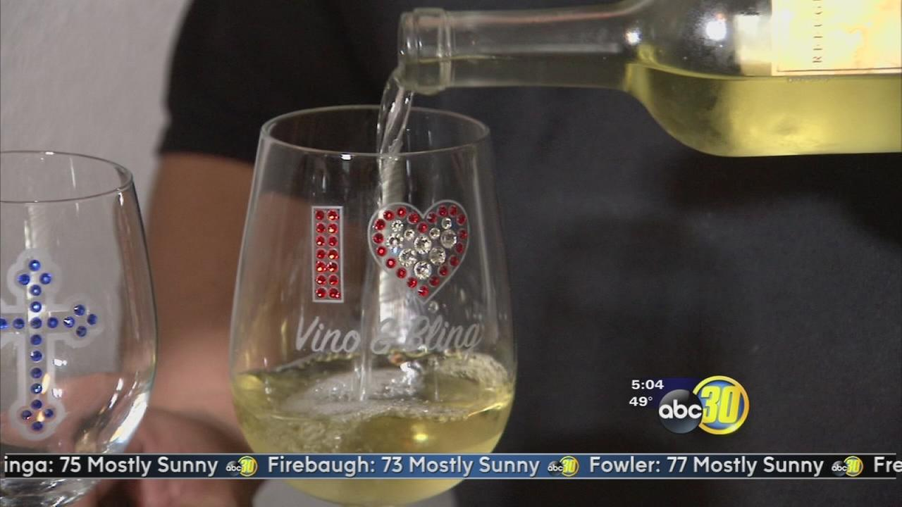 Made in the Valley: Vino and Bling