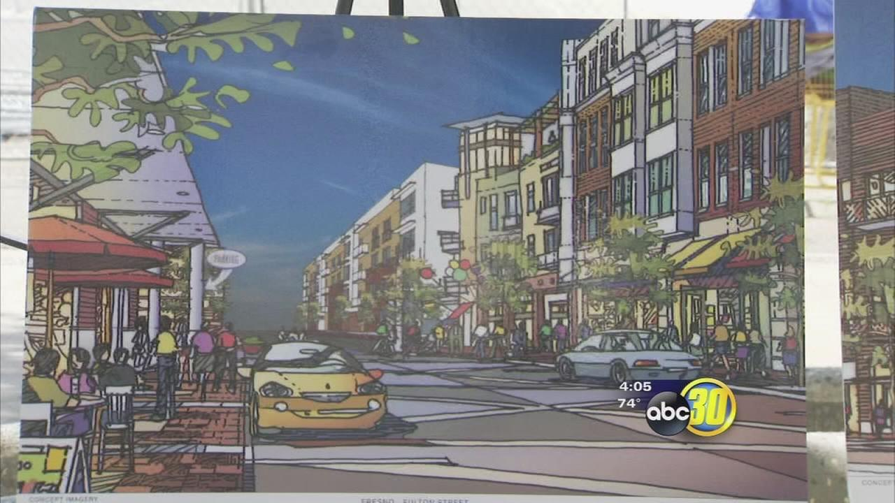 Developers have big plans for the reopening of Fulton Street