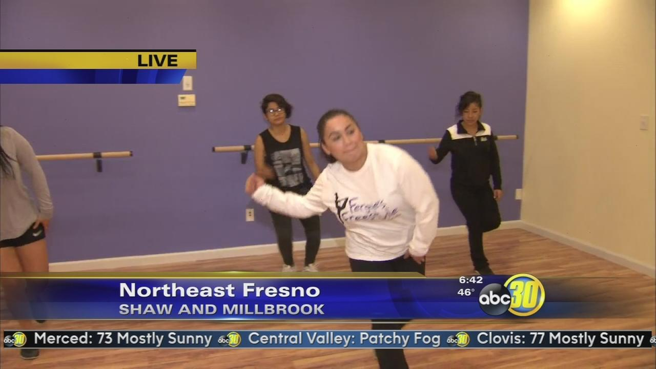 Dance studio offers free lessons during grand opening