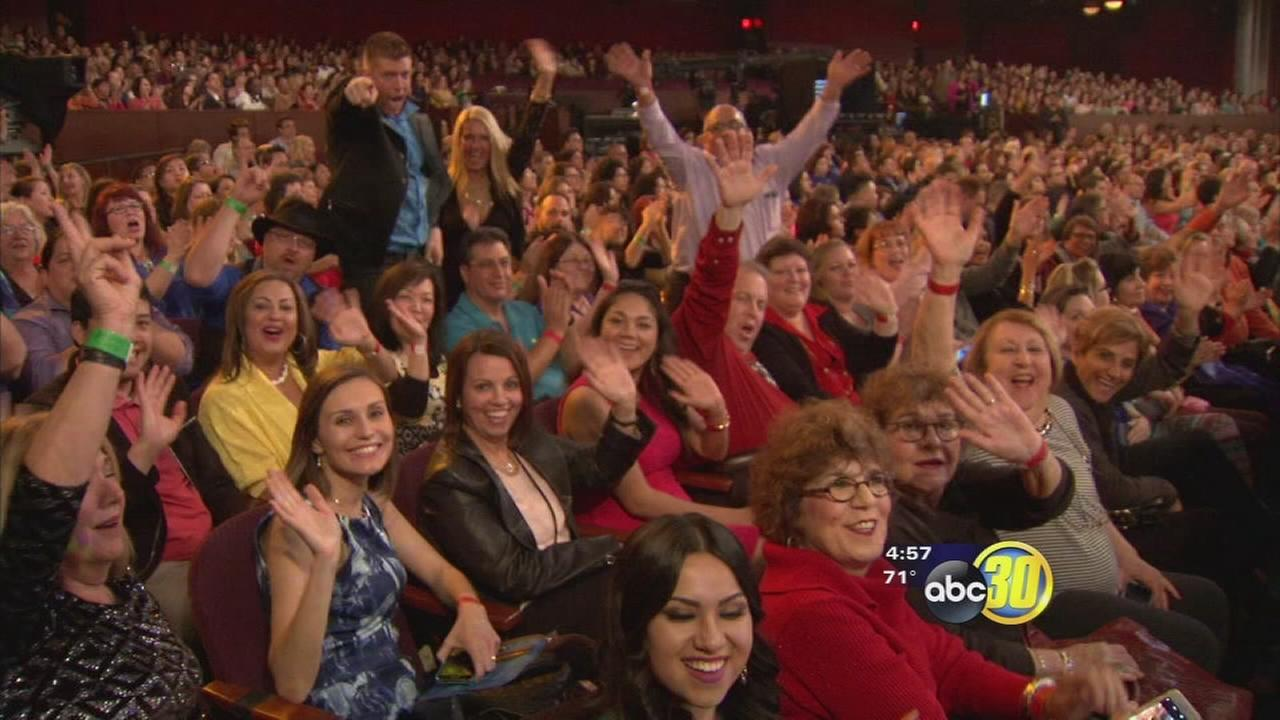 Oscars ends with a bang for Fresno show goers