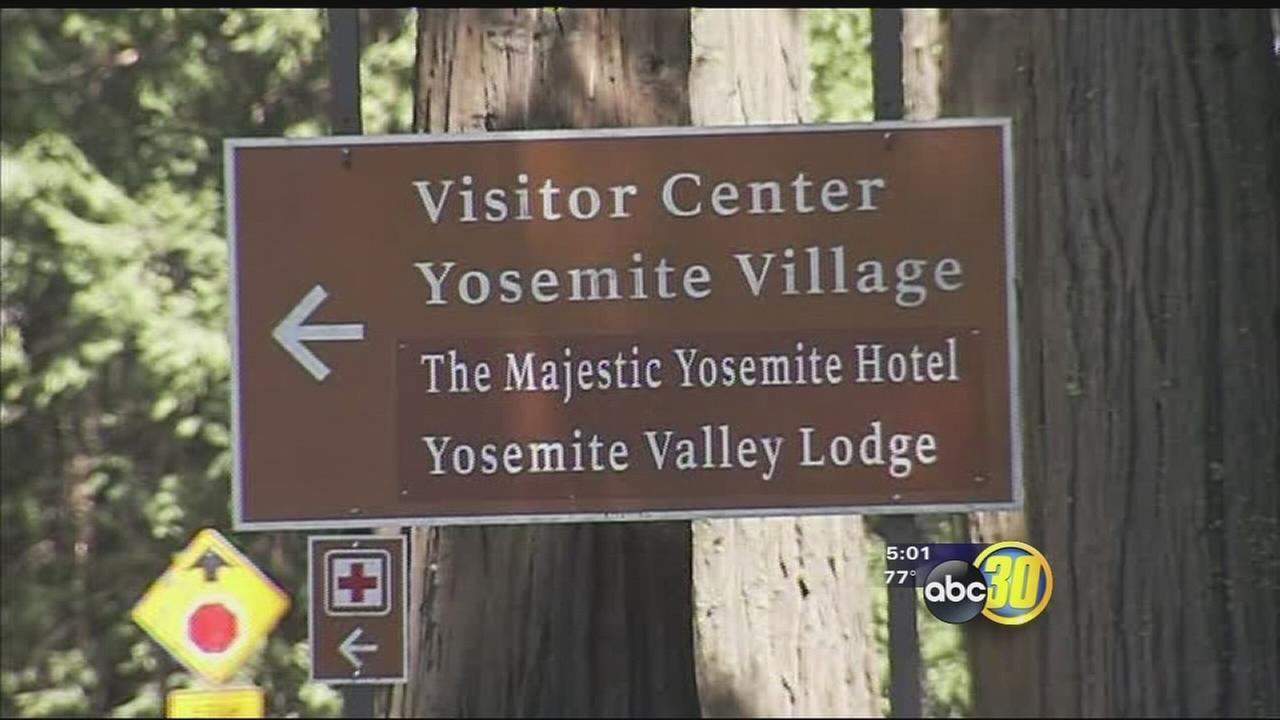 5 historic Yosemite locations have names changed due to trademark depute
