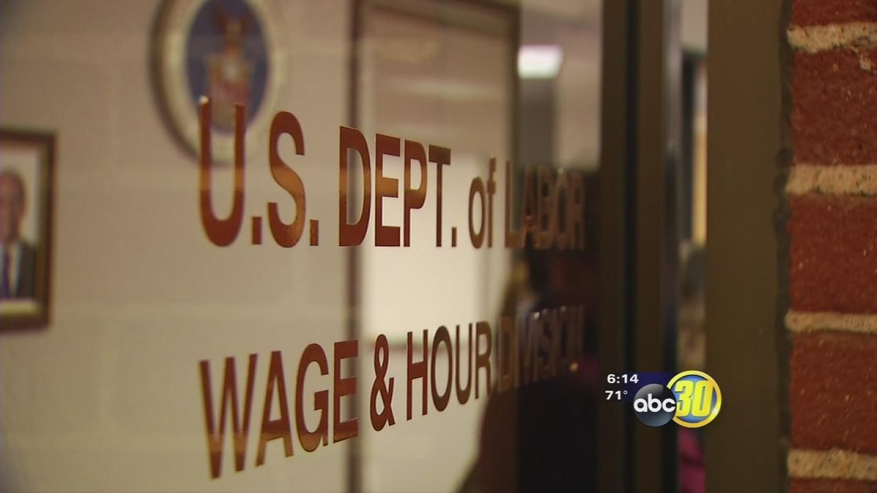 New US Department of Labor office opens in Fresno