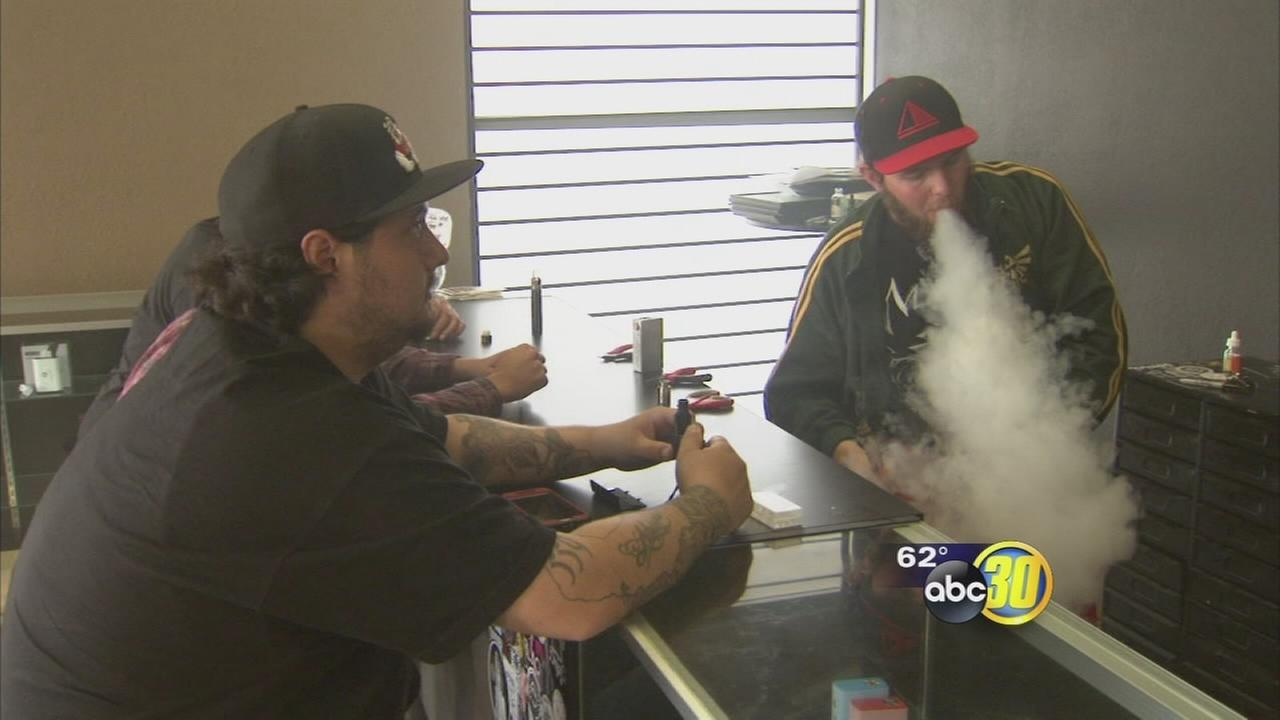 CA State Assembly looking to pass bills restricting access to e-cigarettes by raising smoking age