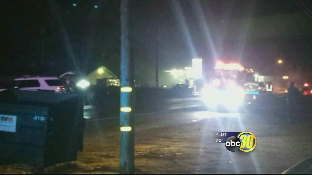 Pedestrian killed after hit by Merced County Sheriffs deputy