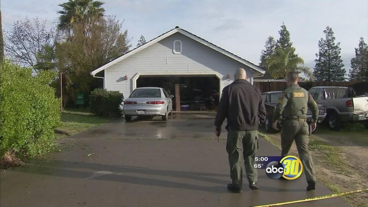 Home invasion suspect shot and killed in Merced County