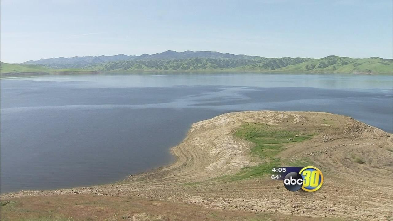 Recent storm has helped some state reservoirs reach highest levels in 3 years, others still low