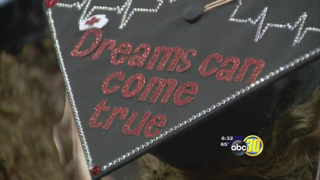 Fresno State partners with 10 other schools to improve graduation rates