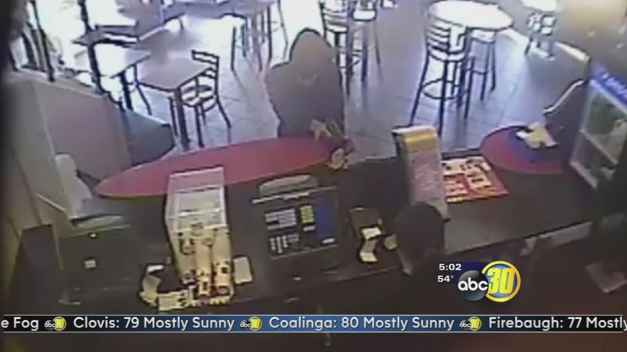 Same man robs Kentucky Fried Chicken twice, police say