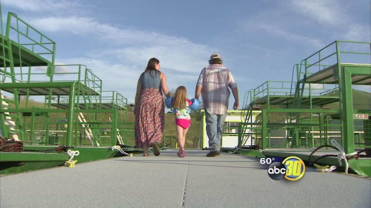 Tulare County family bringing Lake Success back to life