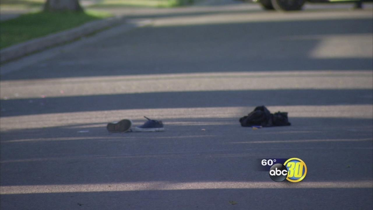 1 person taken to the hospital after being shot in Central Fresno