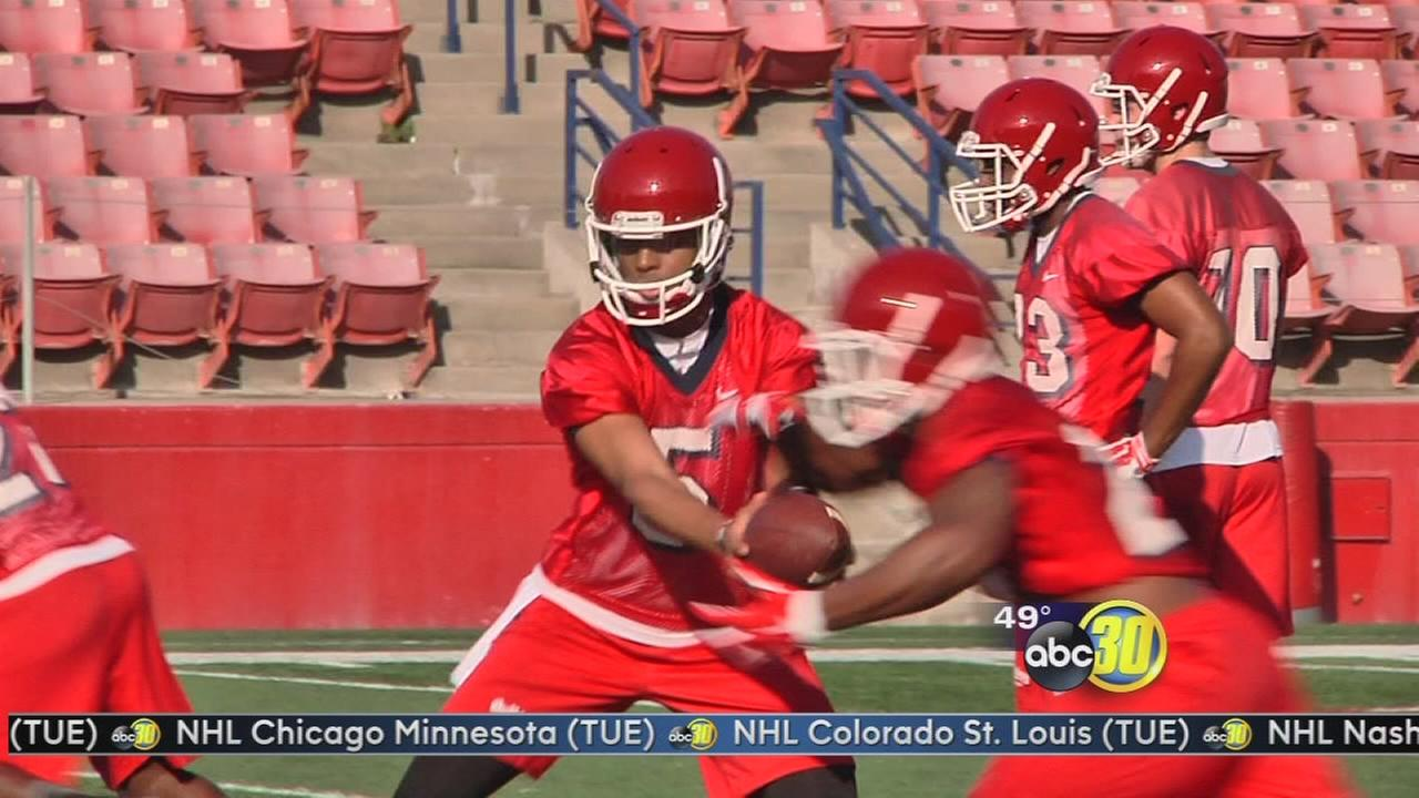 Fresno State Football Enters Final Week of Spring Practice