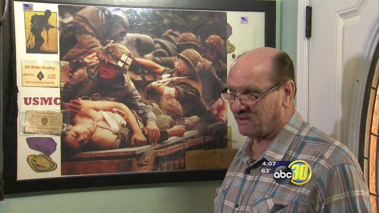 Valley vet stunned to hear from US Marine he thought was dead